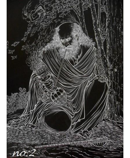 Gholamreza Esmaeilzadeh-Artwork no. 4