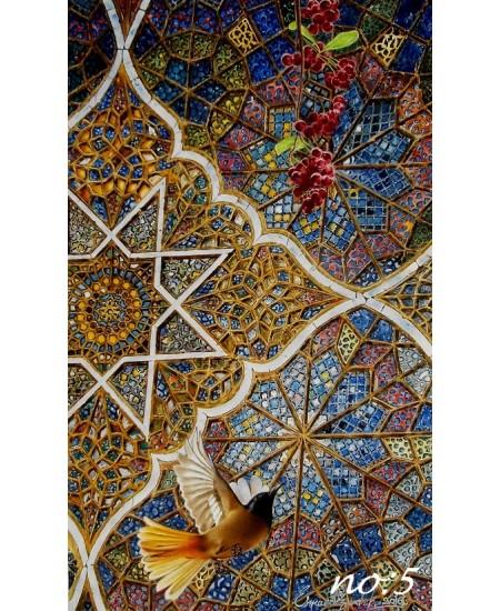 Gholamreza Esmaeilzadeh-Artwork no. 5