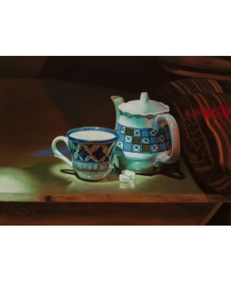 Seyed Asghar Mahmoodi - Artwork Number 5