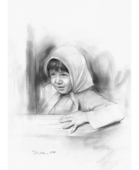 Hajar Delavari - Artwork Number 1