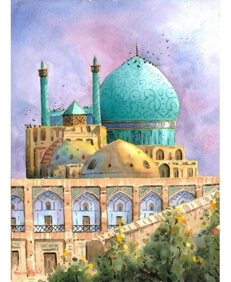 Reza badrossama- artwork no 1